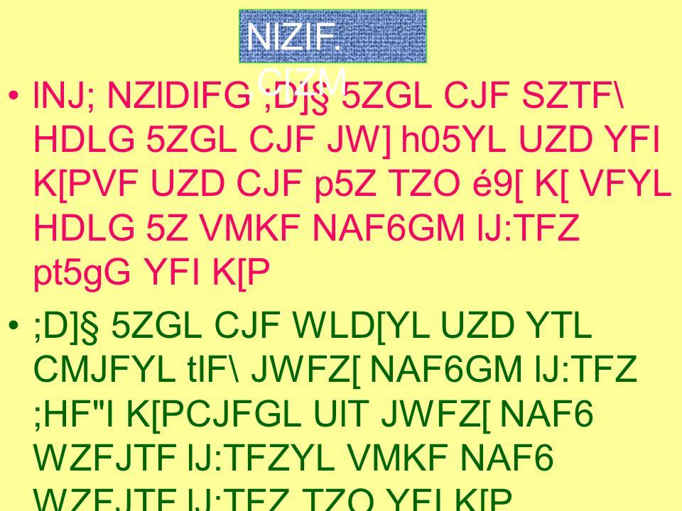 NlZIF. ,C[ZM